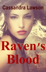 RAVEN'S BLOOD FRONT COVER