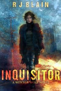 Inquisitor - RJ Blain