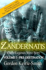 ZANDERNATIS VOL 1 - 2500